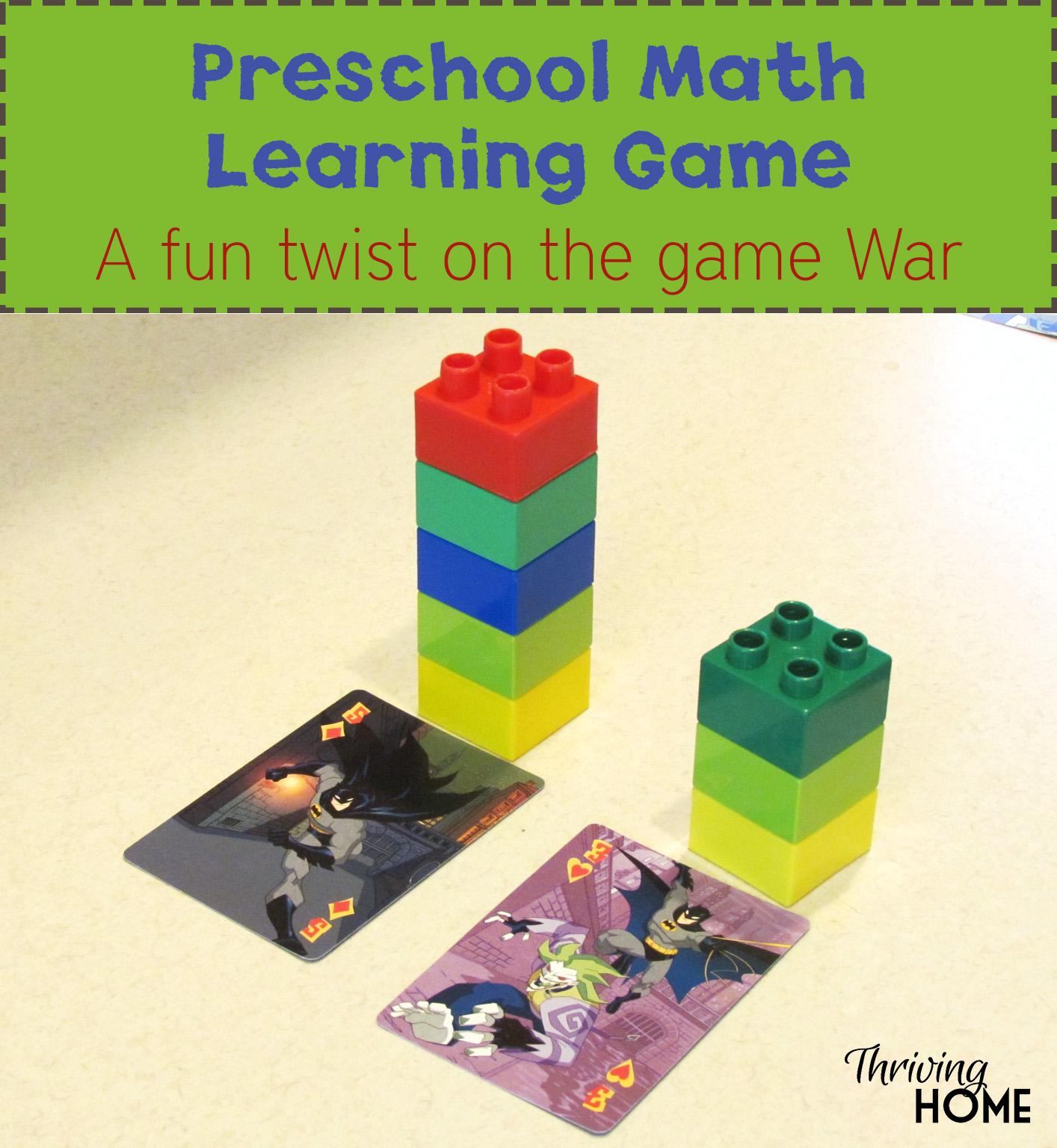 20 Summer Preschool Learning Activities