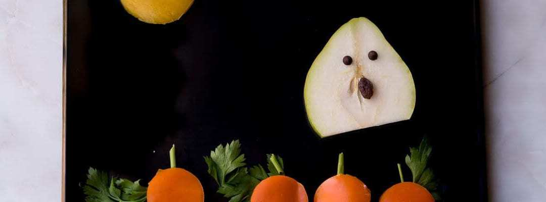 A Healthy Halloween Snack for Kids