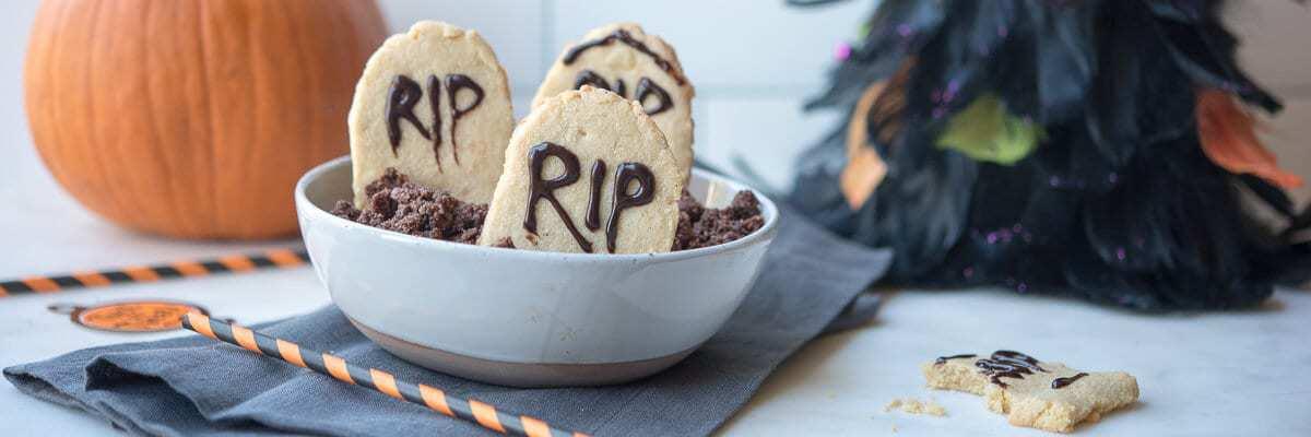 Paleo Tombstone Cookie Recipe