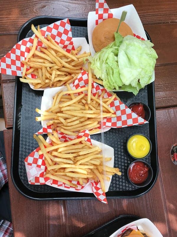 Eating gluten-free at Disneyland