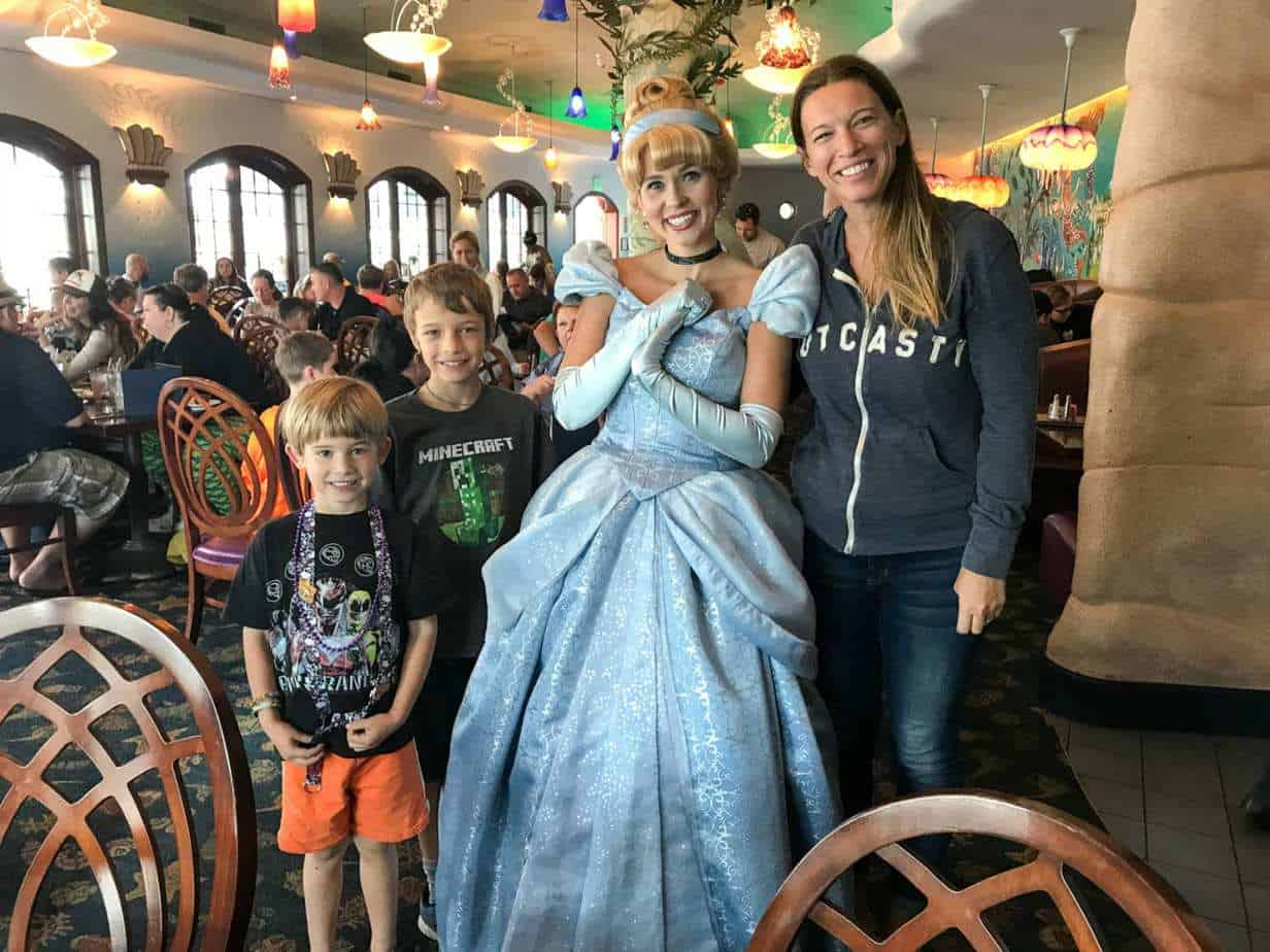 Eating Gluten-free Food in Disneyland - Thriving On Paleo