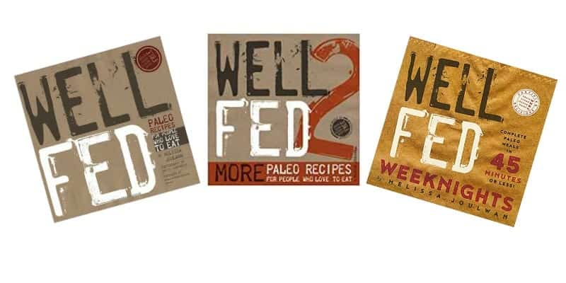 Well Fed books by Melissa Joulwan