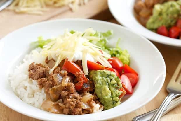 Crockpot Salsa Beef