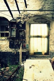 ghostly door