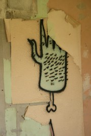 hand grafitti