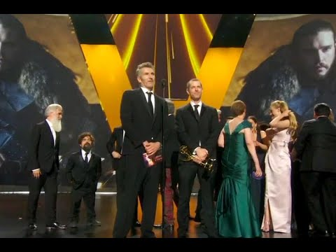 st Emmy Awards Game Of Thrones Wins For Outstanding Drama