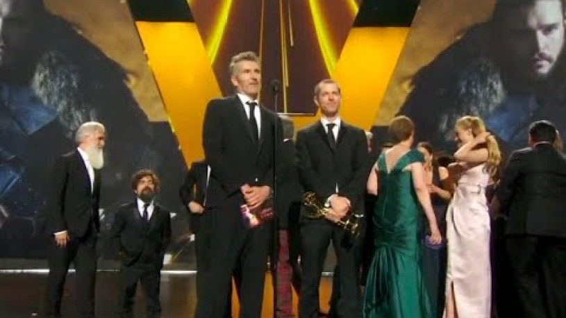 71st Emmy Awards: Game Of Thrones Wins For Outstanding Drama Series