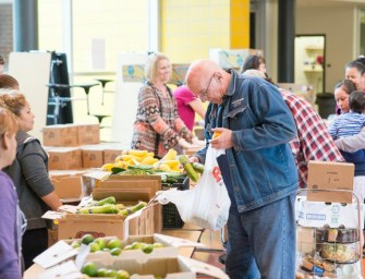 Feeding America: A Generation that Quietly Goes Hungry