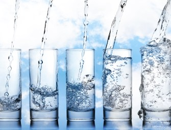 Alkaline Water: 