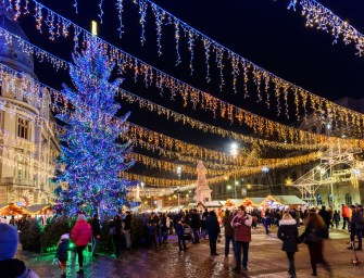 Europe's Christmas Markets Destination Winter Wonderland