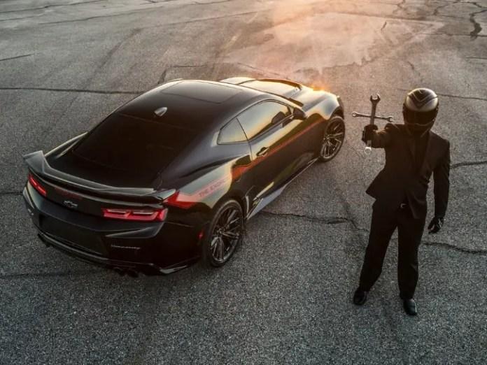 Chevy Camaro Exorcist Hp Specs Top Speed Price 2021