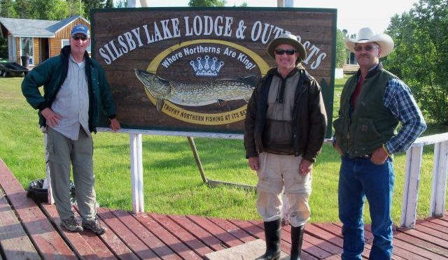 High, Long, and Lonesome – Trophy Pike In Manitoba