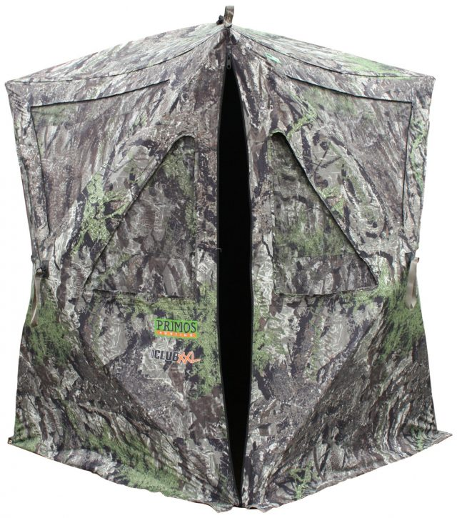 Gear Review The Club Xxl Ground Blind By Primos Hunting