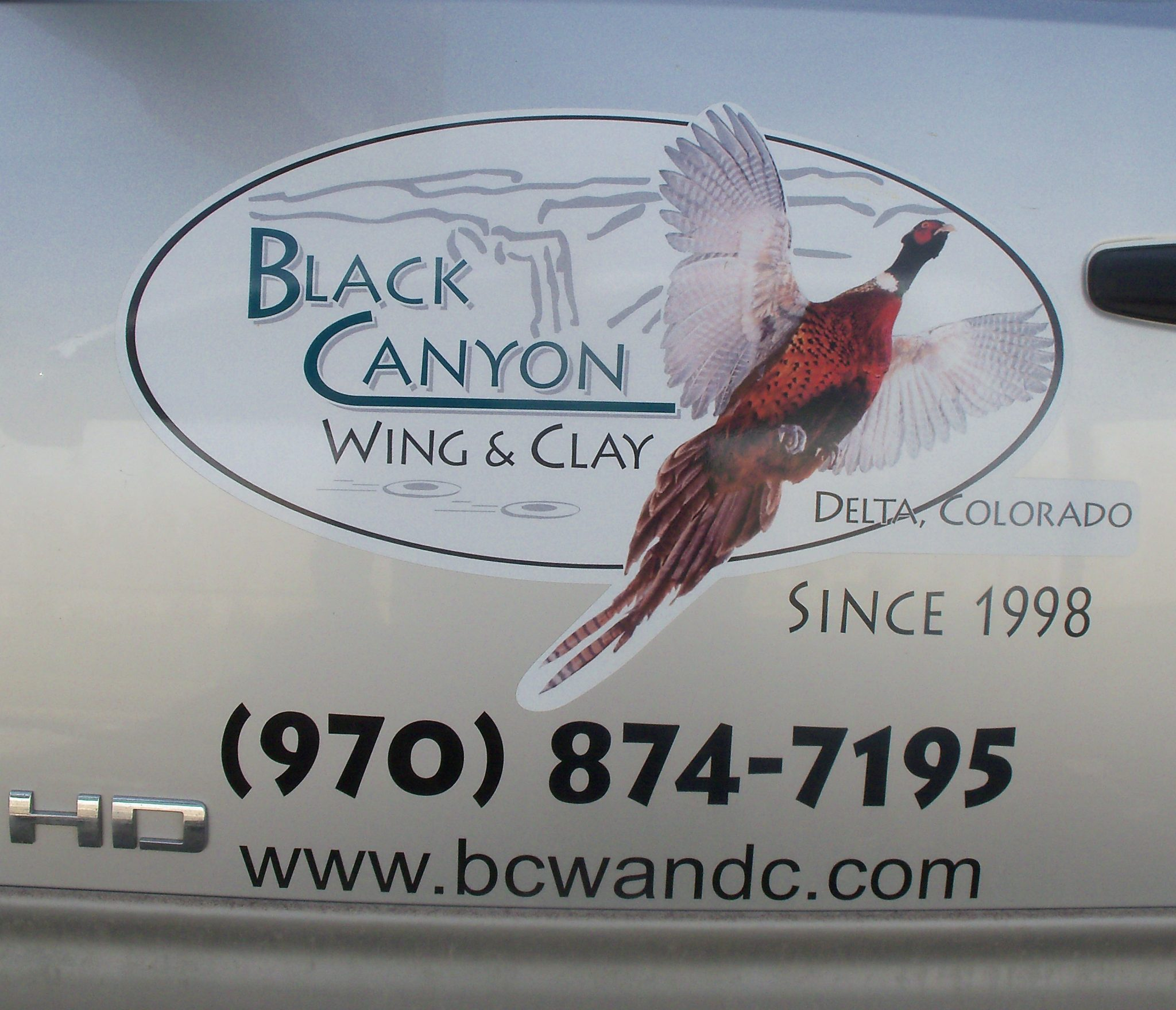 Black Canyon Wing and Clay Shooting Resort - Delta, CO.