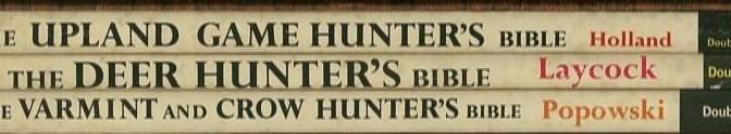 The Hunters Bible