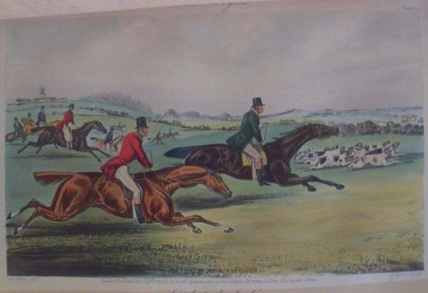 The Analysis of The Hunting Field - A Rare Foxhunting Book by Surtees and Alken