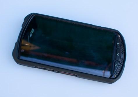 Kyocera Brigadier Cell Phone