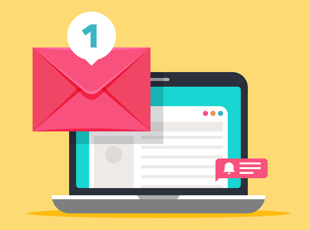 How email notifications in Tictoks improve employee's productivity?