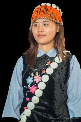 Sharing an ethnic dance