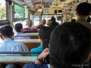 Busride, Yangon