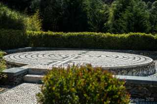 The whole labyrinth