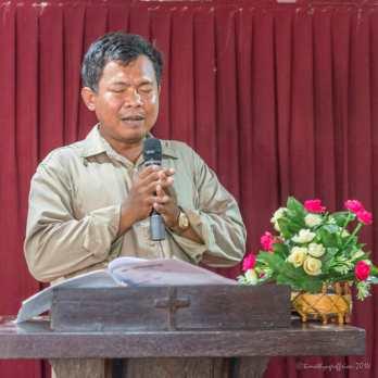 Praying for Cambodia