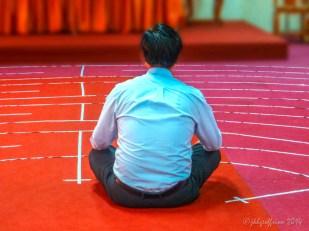 Taking time for prayer