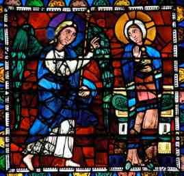 12th century, Life of Christ Window