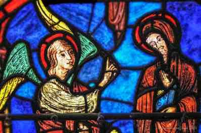 13th century, Life of Mary Window