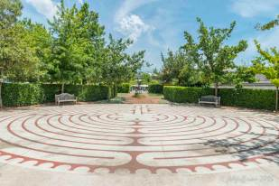 The labyrinth in context
