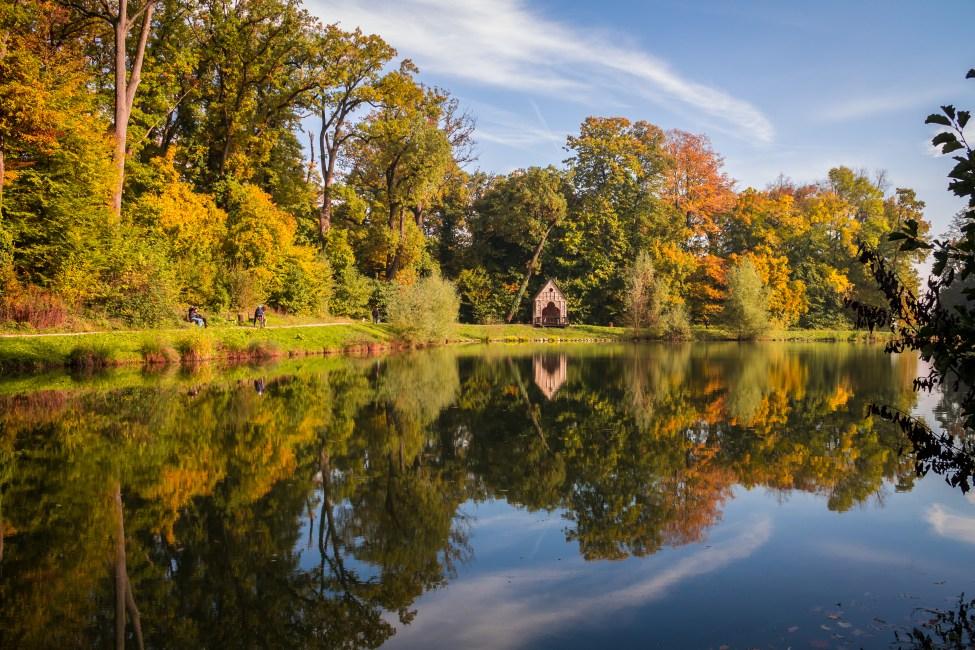 Zagreb, Maksimirska jezera