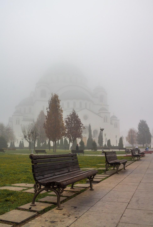 Hram u magli