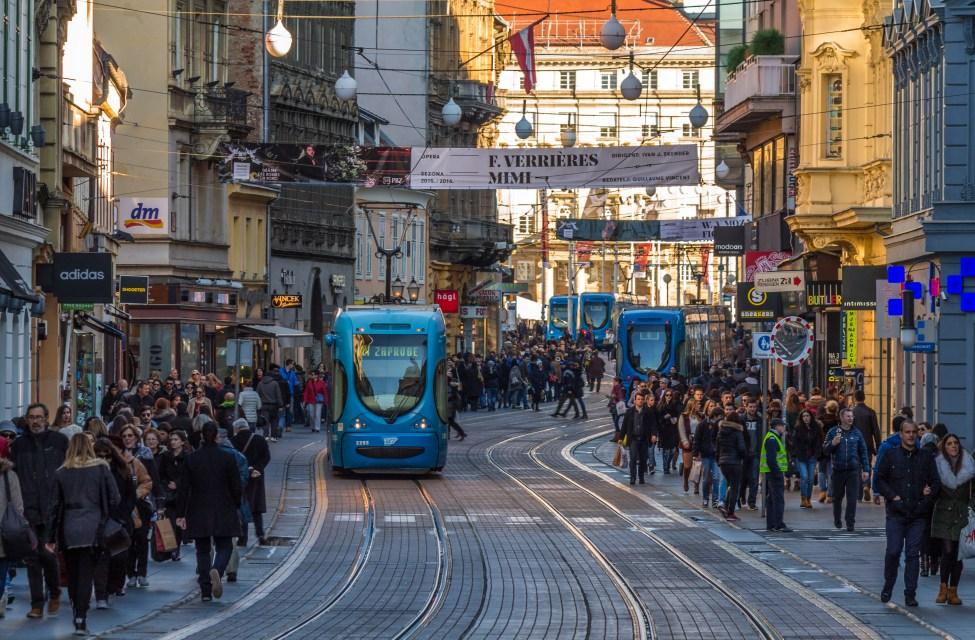 Zagreb - Ilica