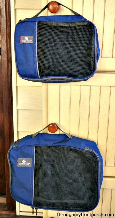 Small and Large Packing Cubes