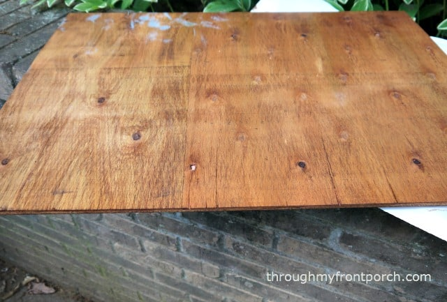 Wood Shim Art Base