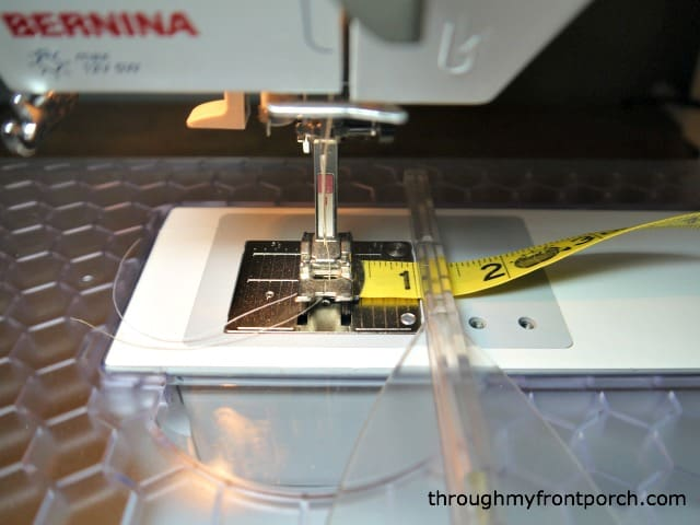 5 Tips On Sewing  A Straight Line