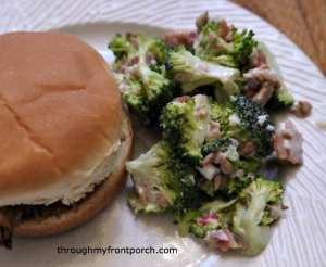 Broccoli Salad Simple And Delicious