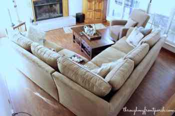 How To Quickly Clean Your Family Room