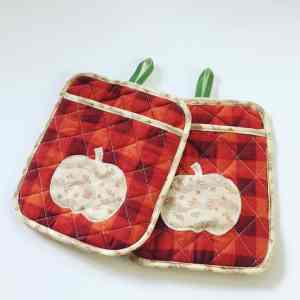 Sew A Pocket Potholder With The Cricut Maker
