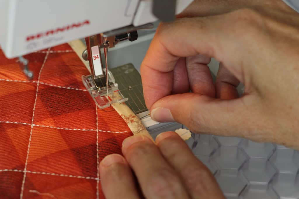 Sew A Pocket Potholder