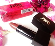 Nykaa So Matte Fall Winter collection lipstick in Irish Coffee : Review and Swatch