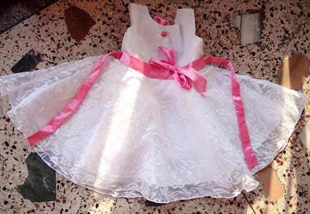 Fancy dress idea for baby girl