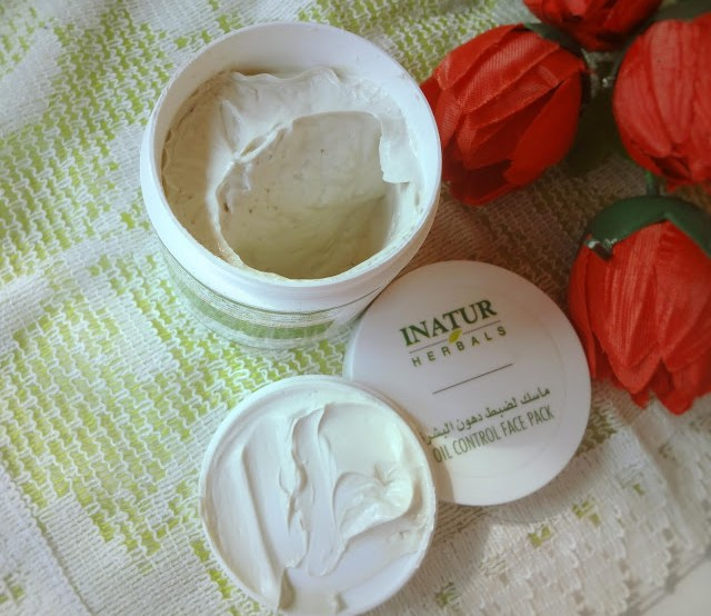 Inatur Herbal Oil Control Face Mask