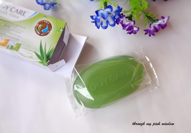 Doy care aloe vera soaps and Face wash review