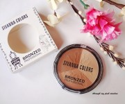 Sivanna colors Bronzed  Professional in shade 04 Natural : Review and  Swatch
