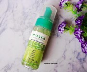 Inatur herbal Oil Control Facial Foam : Review