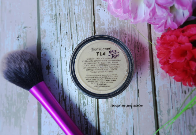 Miss Claire Blooming Face Powder in TL4 | Most Affordable Banana Powder