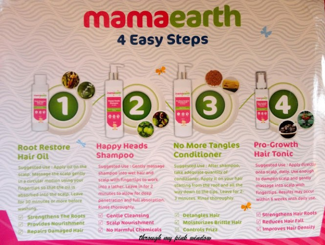 Mamaearth Anti Hail Fall Kit: Review