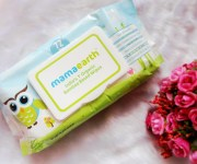 Mamaearth Organic Bamboo Based Baby Wipes : Review