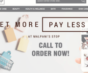Get More and Pay Less At Malpani's Stop